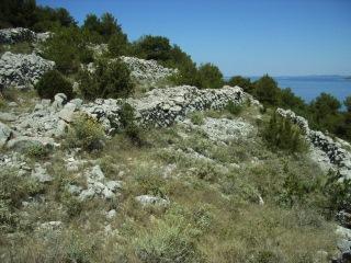 Grundstück Hanglage / Plot in hillside situation
