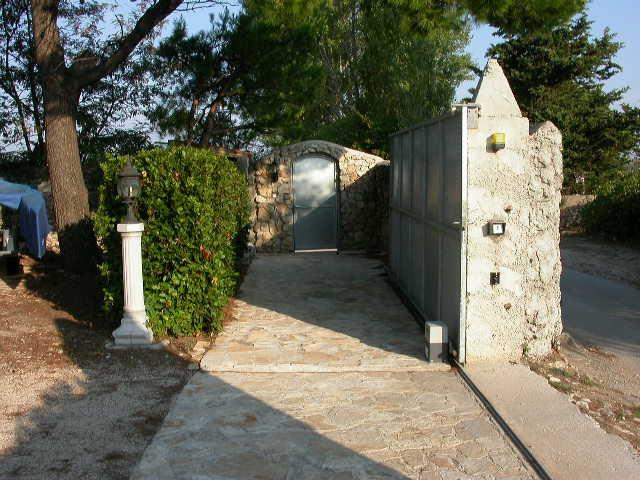Eingangs/Einfahrtsbereich