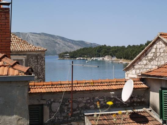 Blick von der Dachterasse / sea view from roof terrace