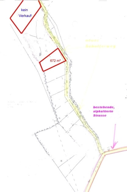 Lageplan GS 1 / Location map
