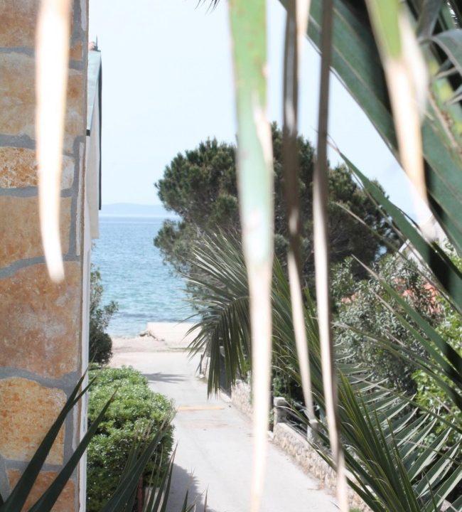 Entfernung zum Meer